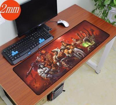 World of Warcraft Gaming Mousepad - XL