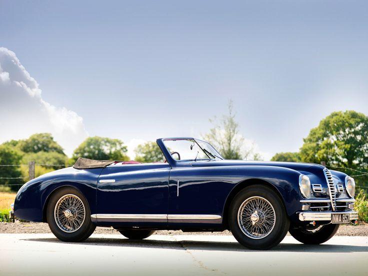 1947 alfa romeo 6c 2500 ss cabriolet.