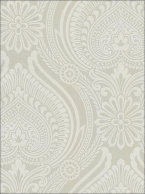 wallpaperstogo.com WTG-108166 Seabrook Platinum Series Traditional Wallpaper