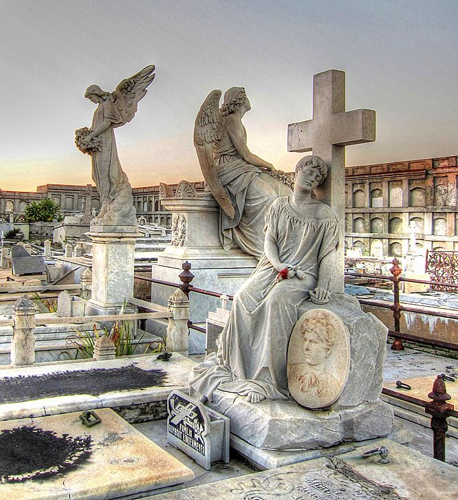 Cementerio de LaReina Cuba - , Cienfuegos