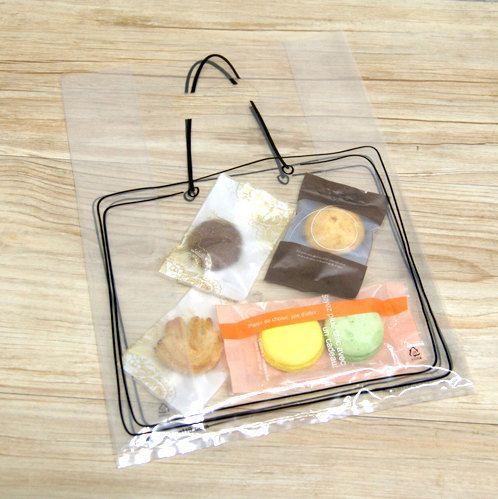 Bag Design Illust Transparent Bags (20 bags)