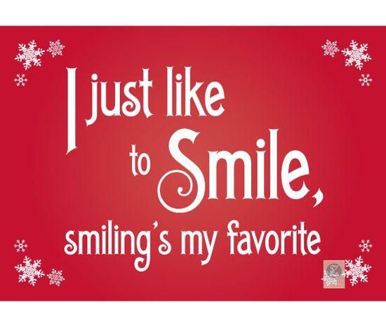 Elf Quotes Smiling: Best Quotes From Elf. QuotesGram
