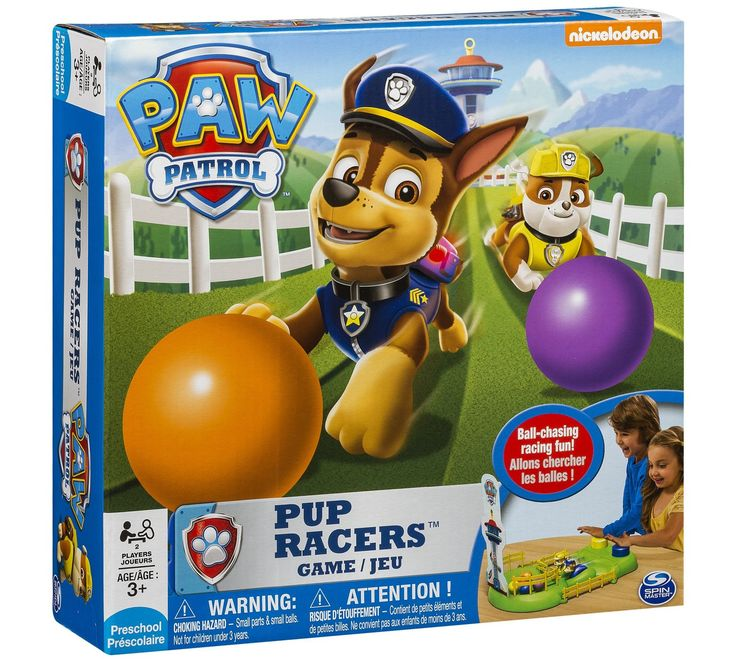 Buy PAW Patrol Pup Racers Game at Argos.co.uk, visit Argos.co.uk to shop online for Board games, Board games, jigsaws and puzzles, Toys