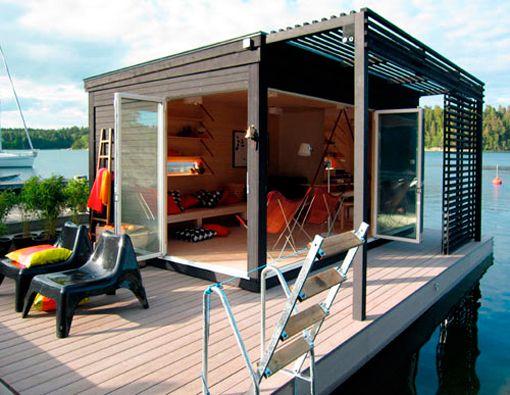 Casas prefabricadas de madera   Decoratrix   Decoración, diseño e interiorismo