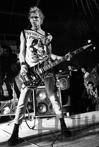 Paul Simonon - The Clash, Havana 3am, The Good, the Bad and the Queen, Gorillaz