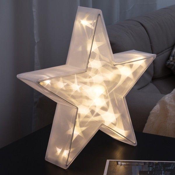 Weihnachtsstern (20 LED)