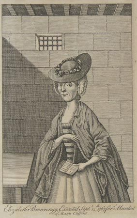 In part, the unsavoury reputation of parish nurses during the 18th century was sealed by a series of high profile cases revolving around the care provided for the young. In 1693 Mary Compton was sentenced to death for the murder by starvation of four parish children in Poplar and was executed at Tyburn