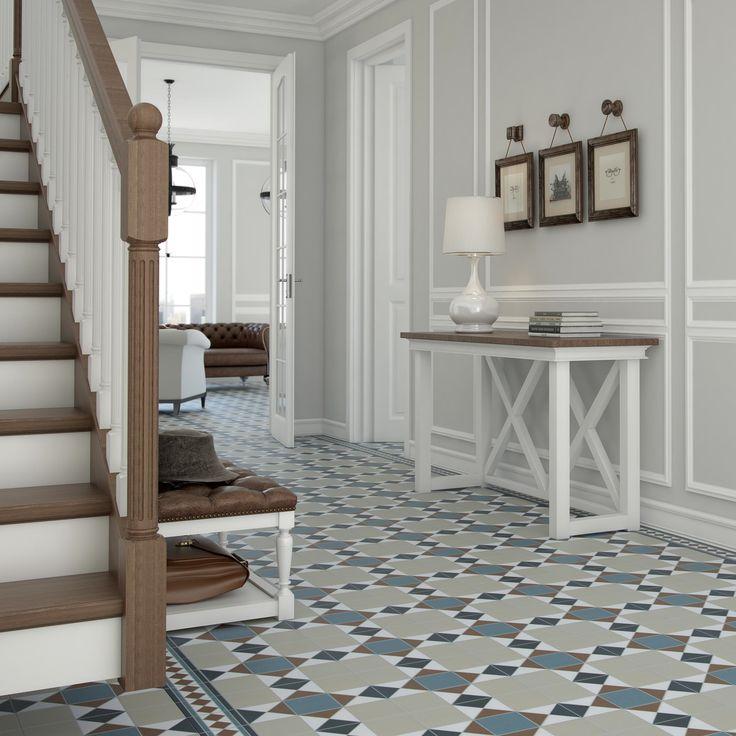 M s de 25 ideas incre bles sobre suelos de cer mica en - Peldanos escalera imitacion madera ...