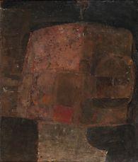 František Ronovský - Motivy z mého bytu - detail díla