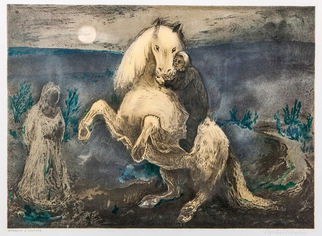 """A Dream"" Kaare Espolin Johnson (1907-94)"