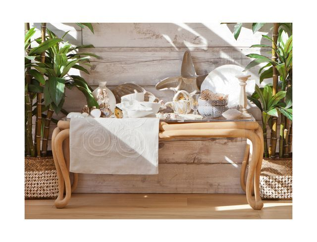 House by the sea... by Zara Home for Spring 2014.