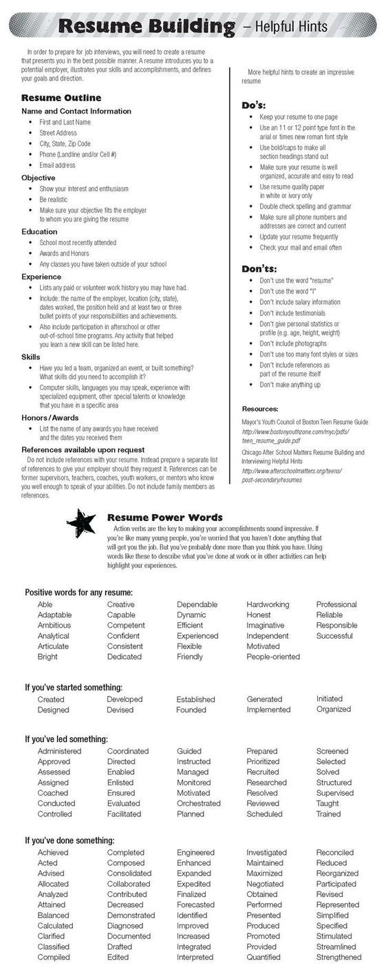 Include Photo In Resume 19 Best Resume Images On Pinterest  Resume Resume Tips And Interview