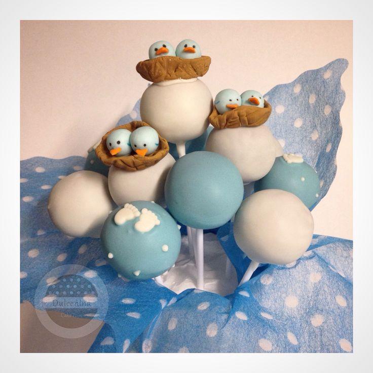 Cake Pops Baby Shower