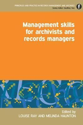 Download Ebook Management Skills for Archivists and Records Managers EPUB PDF PRC