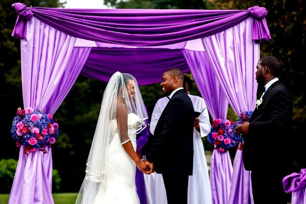 The Look In Your Eyes  - Bridal Bliss: Kareem and Latresse's Modern Wedding Was The Sweetest Thing