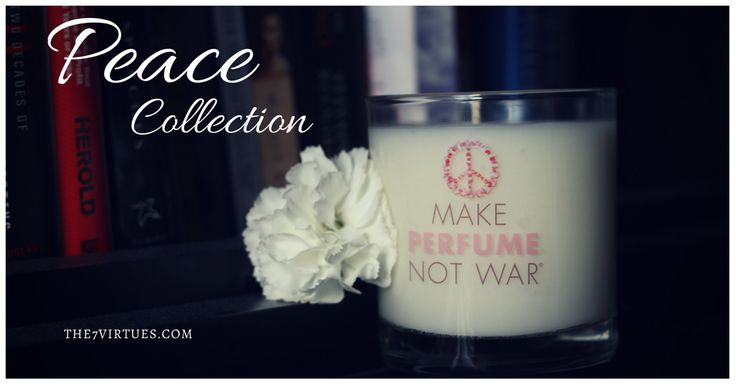 Shine light this holiday with our hand poured soy candles. Made with natural essential oils from nations rebuilding. www.The7virtues.com