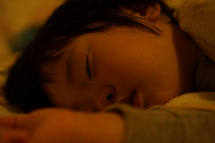 まるで天使が寝てるよう。 毎日の疲れなんてこの顔を見るだけで一瞬で吹っ飛びます。