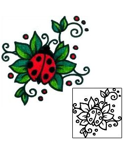 Show details for Ladybug Tattoo AAF-08685