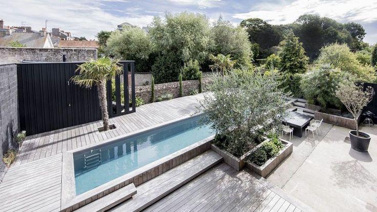 25 best ideas about couloir de nage on pinterest - Piscine couloir de nage en kit ...
