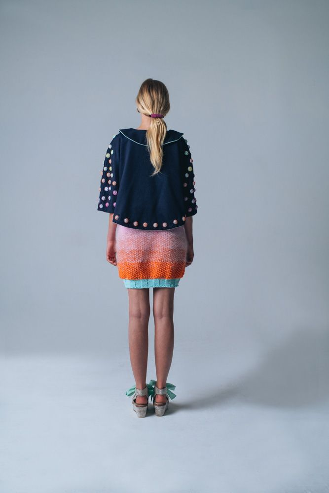 Look 3 back - Anthea Jacklin