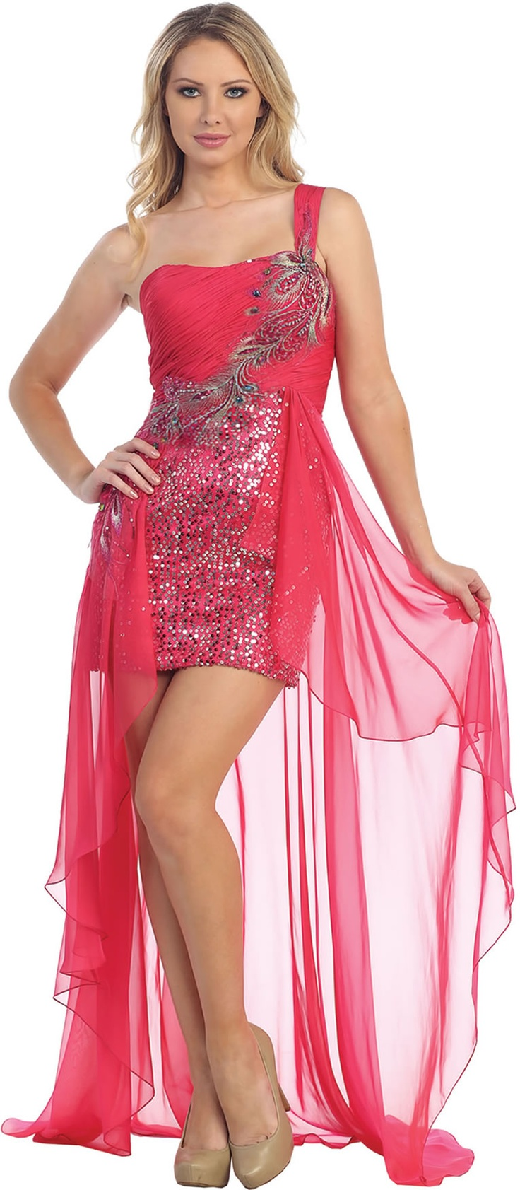 Mejores 95 imágenes de Prom dress en Pinterest | Vestidos de noche ...