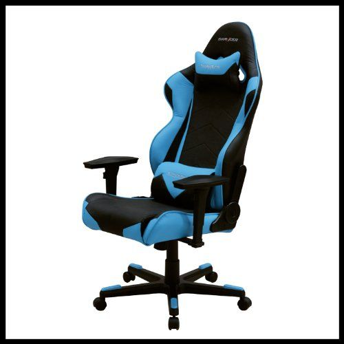 dx racer rf0nb office chair gaming chair automotive racing seat computer chair esports chair