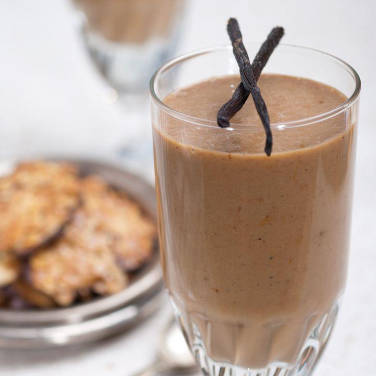 Milk-shake banane café \Cliquez sur la photo pour la recette