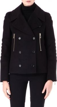 Anslow Wool and Cashmere Coat