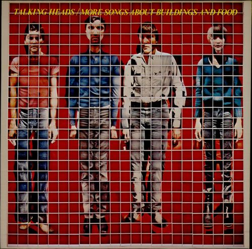 Talking Heads More Songs About Buildings And Food