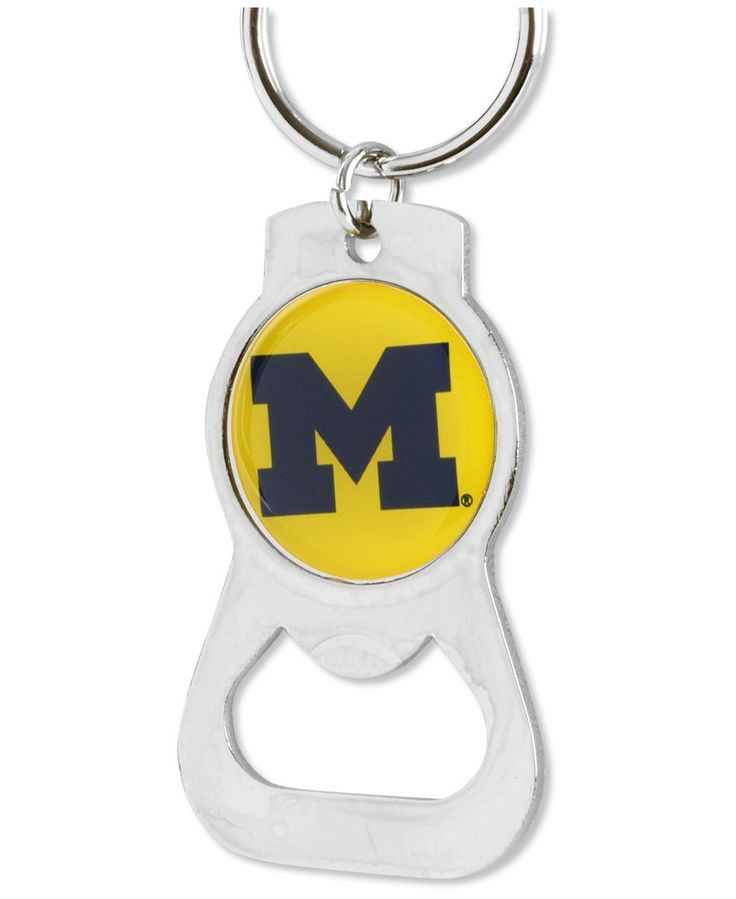 aminco michigan wolverines bottle opener keychain products pinterest shops bottle and. Black Bedroom Furniture Sets. Home Design Ideas