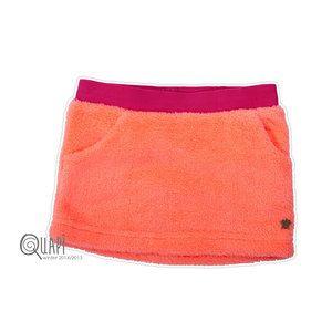 #Quapi #Ariel #Fluor #Pink  Heel leuk rokje uit de wintercollectie 2014/2015 van het merk Quapi Kidswear
