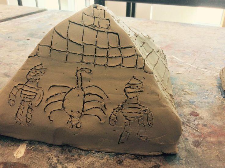 Reis om de wereld: Gr 5/6 & Piramides