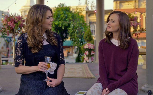 'Gilmore Girls' Creators: Rory Didn't Get a 'HappyEnding'