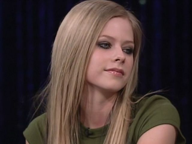 I got: Avril Lavigne! Which 2004 Pop Punk Princess Are You?