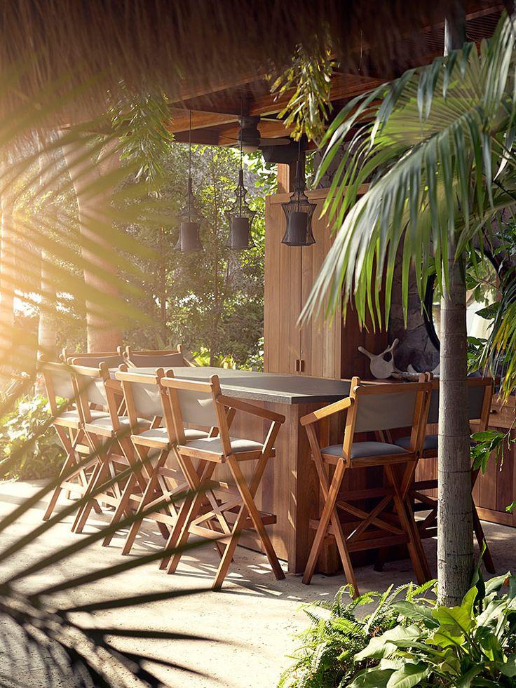 Casa SJA se diseñó de acuerdo a la topografía y vegetación. | Galería de fotos 18 de 21 | AD MX