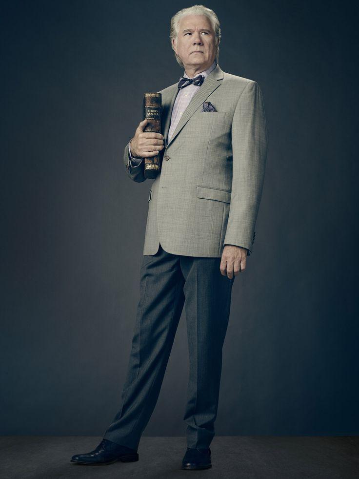 John Larroquette  role in the series - Jenkins