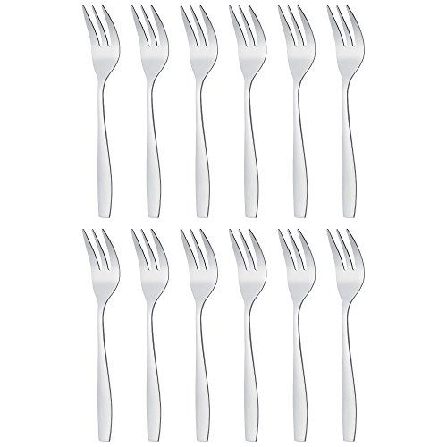 From 10.50 Graewe Spaten Cake Forks Stainless Steel (set Of 12stone