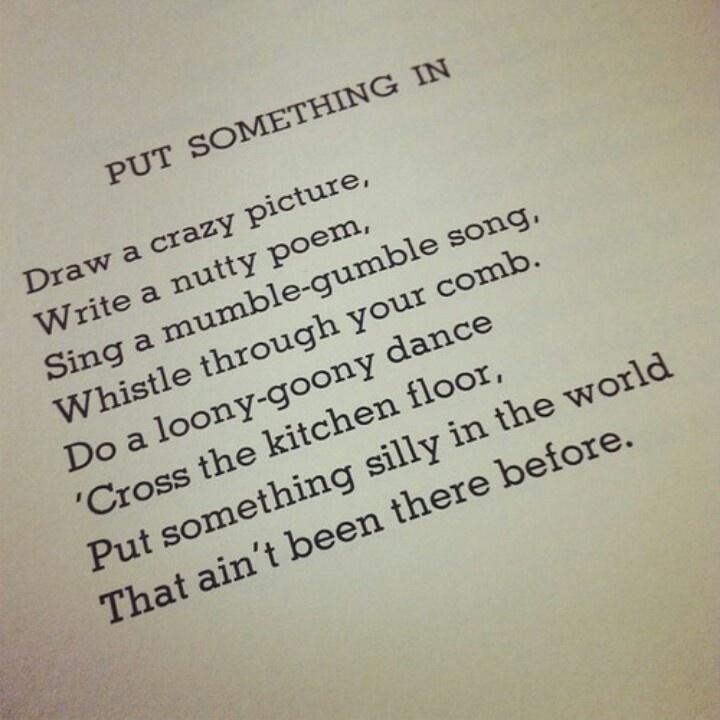 Shel Silverstein Wedding Reading: 154 Best Images About Shel Silverstein Poems On Pinterest