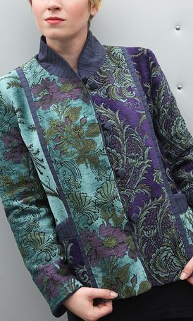 Mary Lynn O'Shea: Designer   Weaver   Jackets