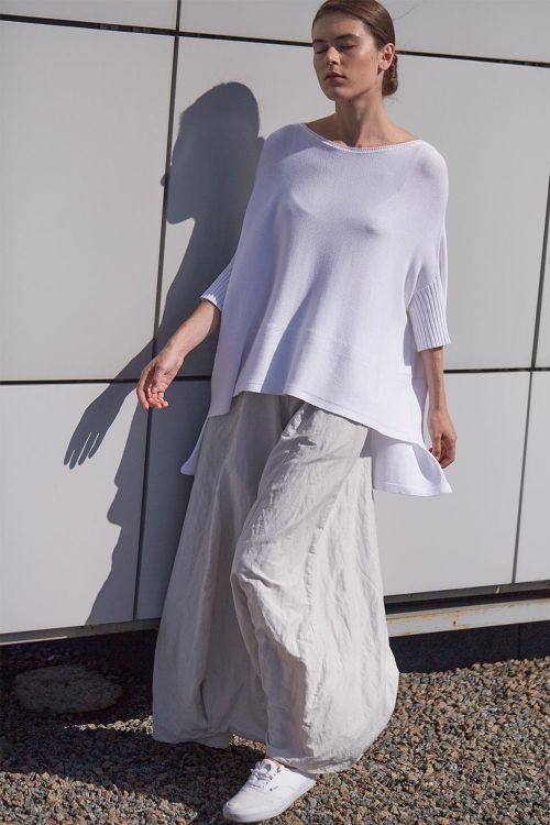 Купить Туника КВАДРАТ из коллекции «…И ВХОДИТ ЖЕНЩИНА» от Lesel (Лесель) российский дизайнер одежды