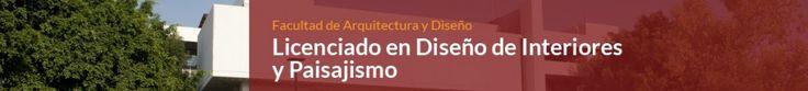 Diseño de Interiores y Paisajismo -Universidad Autónoma de Guadalajara