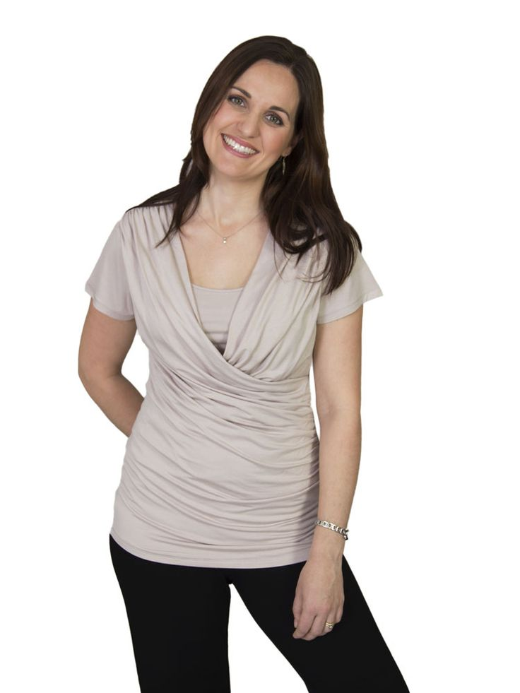 MummyMatters Short Sleeve Breastfeeding Tops