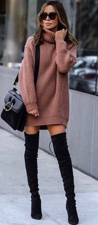 Kleider für Overknees 15 am besten