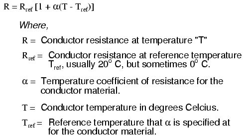 Temperature Coefficient of Resistance : Physics Of Conductors And Insulators - Electronics Textbook