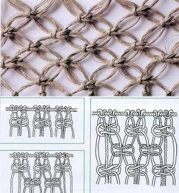 NooN beaded jewellery: Macrame tutorials