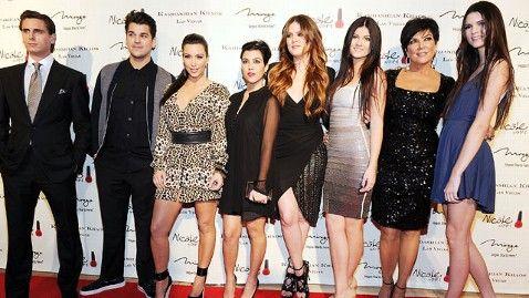 Kim Kardashian Family