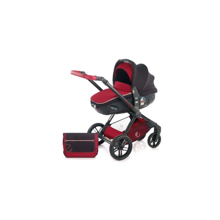 Jane Muum Matrix Travel System-Scarlet (New 2015)  Description: PACKAGE INCLUDES: Jane Muum Pushchair Jane Matrix Light 2 Convertible Carrycot and Car Seat JANE MUUM PUSHCHAIR The Jané Muum is a new concept in pushchairs that combines the latest design trends with the most innovative safety and comfort features. It has a lightweight chassis and ...   http://simplybaby.org.uk/jane-muum-matrix-travel-system-scarlet-new-2015/