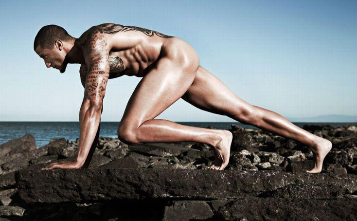Colin+Kaepernick+and+His+Girlfriend | Colin Kaepernick4 ESPN Body Issue 7