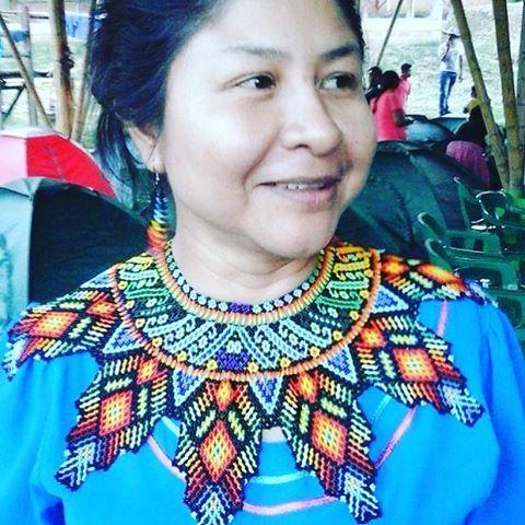 Embera wera #jaipono #artesaniasdecolombia #artesanias #hechoamano #collares #emberachami