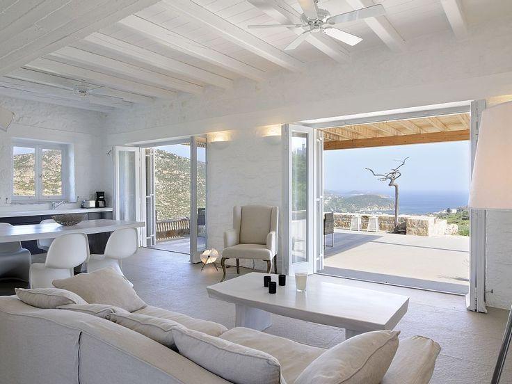 Luxus schlafzimmer mit meerblick  Die besten 25+ Luxus Mittelmeer Häuser Ideen auf Pinterest | weiße ...
